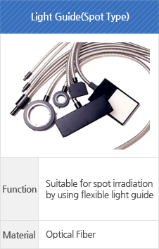 Light Guide(Spot Type)